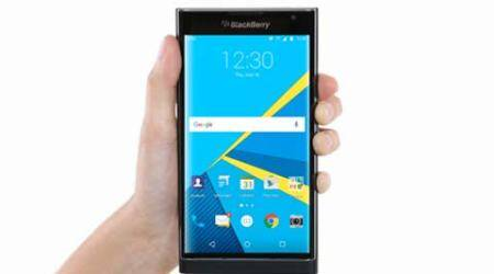 BlackBerry Priv, BlackBerry, BlackBerry Priv update, BlackBerry Priv new features, BlackBerry Priv review, BlackBerry Priv price, BlackBerry Priv price-drop, BlackBerry Priv Flipkart, technology, technology news