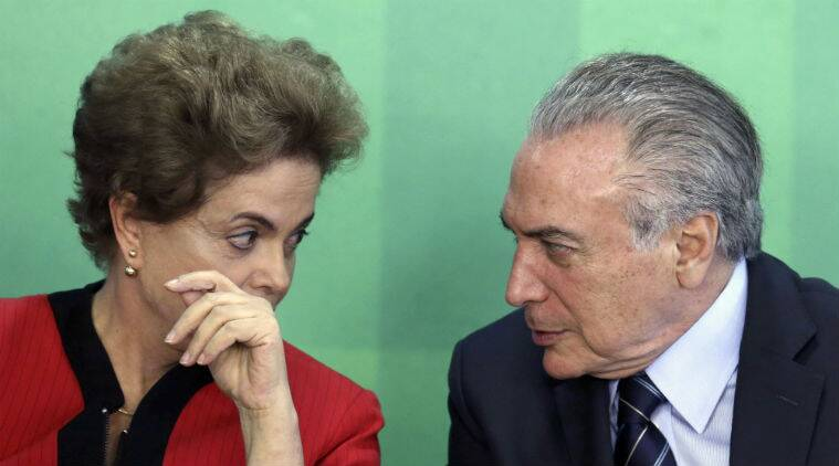 Brazil, Dilma Rousseff, Brazil President, Michel Temer, Brazil Coalition break, PMDB leaves coalition, Brazil biggest party abandon, Majority party leaves coalition, Brazilian Democratic Movement Party, Brazil news, World news