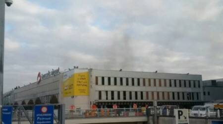 Brussels airport aims for limited reopening this week