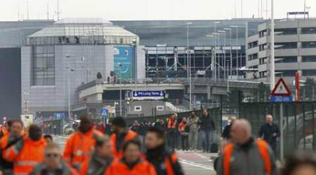 brussels, brussels attack, brussels airport, brussels airport attack, jet airways, jet airways employees, jet airways brussels attack, jet airways news, brussels news, india news