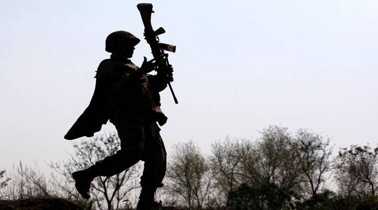 Border Security Forces, BSF jawan, bsf, kashmir