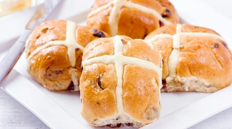 Nothing says Easter like Hot Cross Buns! (Photo: Thinkstock)