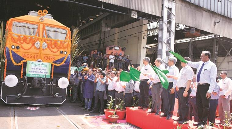 Pune Division of Central Railway, pune railway, sarathi cab, driver's cab, comforts to on-duty drivers, pune news