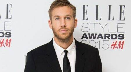 Calvin Harris feeling lucky after accident
