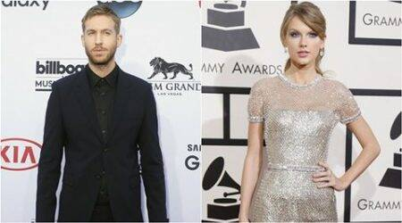 Taylor Swift, Calvin Harris split up