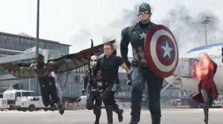 Captain America: Civil War, spider man, Captain America: Civil War trailer, spider man trailer, Captain America: Civil War news, Captain America: Civil War latest news, entertainment news