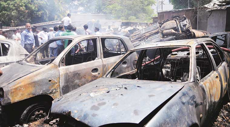 fire, fire accident, pune fire accident, PMPML, Pune news
