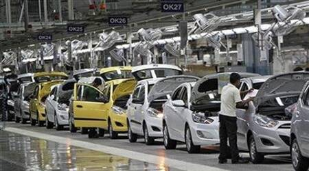 Snapping 3-month declining streak, car sales up 1.87% inApril