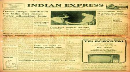 March 19, 1976, Forty Years Ago: Book Ban Sought