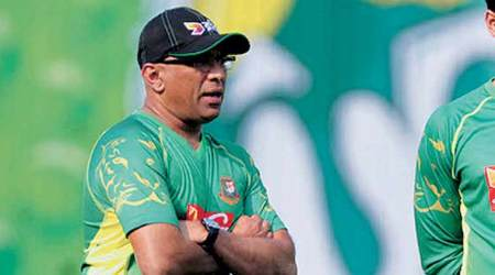 Chandika Hathurusingha was previously coach of Sri Lanka A