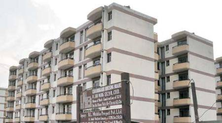 Sector 63 housing scheme by CHB: Design 'faulty,' water seeps into pits ofelevators