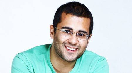 Chetan Bhagat signs six books deal with Amazon Publishing