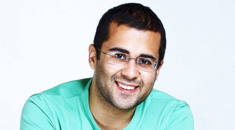chetan bhagat, chetan bhagat in DU syllabus, Chetan Bhagat in Delhi University syllabus, five point someone, five point someone in DU syllabus, Chetan Bhagat books, Chetan Bhagat novels, Chetan Bhagat texts, Delhi University, DU, DU news, Delhi University news, Delhi news, Indian Express