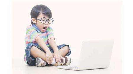 Are children the weakest link in family's online security?