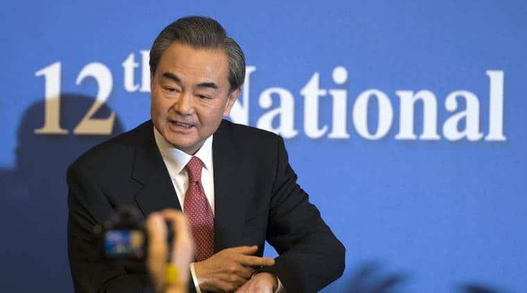 Chinese Foreign Minister, Wang Yi, John Kerry, US secretary of state john kerry, south china sea, south china sea arbitration, China news, Asia news, World news