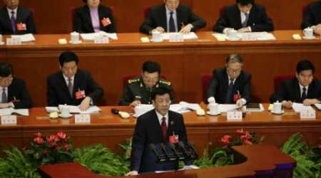 Chinese Chief Prosecutor, Cao Jianmin, China National Legislature, National Security, China separatists, China ethnic minorities, Anti-corruption drive, National People's Congress, Communist Party, China news