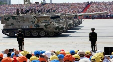 China hikes defence budget by 7.6 per cent to $146billion