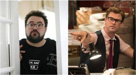 Kevin Smith finds 'Ghostbusters' trailerweak