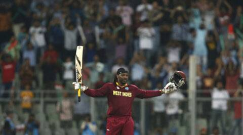 West Indies vs England: Chris Gayle sets Twitter on fire  with quick-fire 100