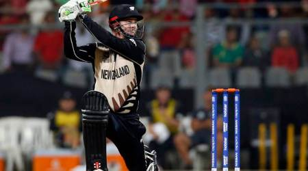 Colin Munro becomes first to three T20centuries
