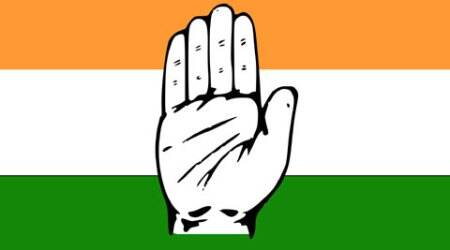 Punjab Congress, assault at punjab congress office, congress bhawan chandigarh, chandigarh police, punjab farmers, indian express punjab