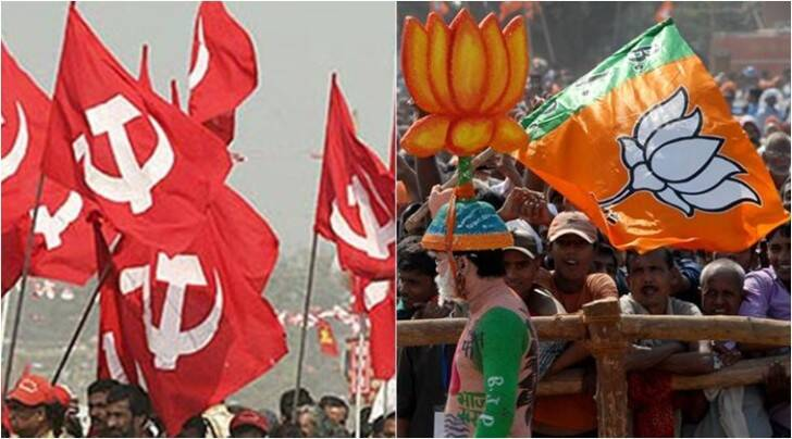 kerala election, west bengal election, CPM, congress, BJP, Cvoter, opinion poll, tamil nadu election, assam election, assembly elections, state elections, india news