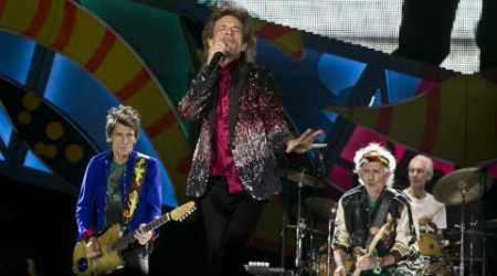 Rolling Stones in Cuba: Band delivers historic free concert before hundreds of thousands