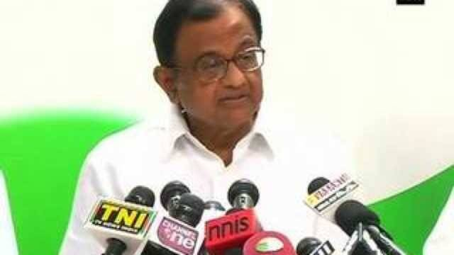 There is no new idea in Budget 2016-17: P. Chidambaram