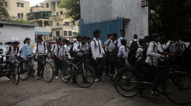 North, South civic bodies pull out of DCPCR school survey