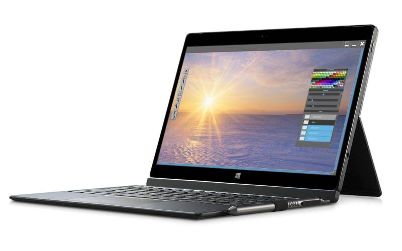 dell xps 12 xps 13 launched in india prices start rs 76 990 the indian express. Black Bedroom Furniture Sets. Home Design Ideas