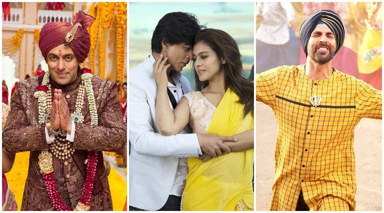 Shah Rukh Khan, Salman Khan, Akshay Kumar, Prem Ratan Dhan Payo, Dilwale, Singh is Bliing, Shah Rukh Khan Dilwale, Salman Khan Prem Ratan Dhan Payo, Akshay Kumar Singh Is Bliing, Golden Kela Awards, Entertainment news