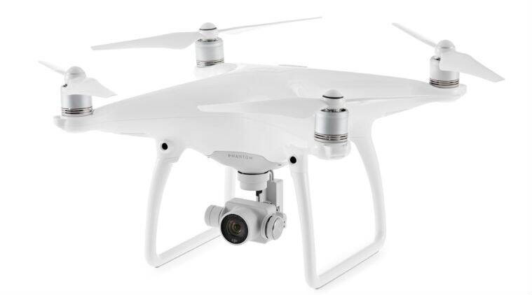 DJI Drones Phantom 4 Features