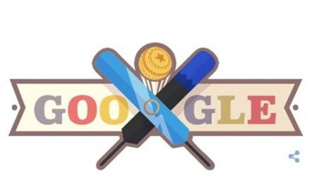 Google doodle marks much-anticipated India-New Zealand WT20 match