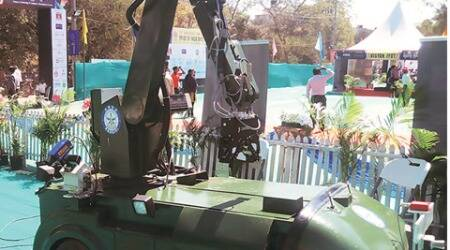 DRDO's robot system can handle mines, IEDs from afar