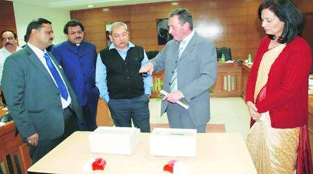 Haryana New Secretariat Building gets first earthquake warning system incountry