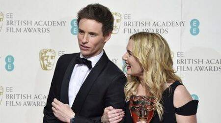I'll will be hands-on dad: Eddie Redmayne