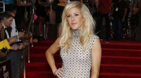 Ellie Goulding open to reuniting with Dougie Poynter?