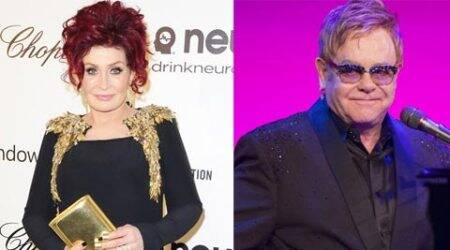 Sharon Osbourne defends Elton John