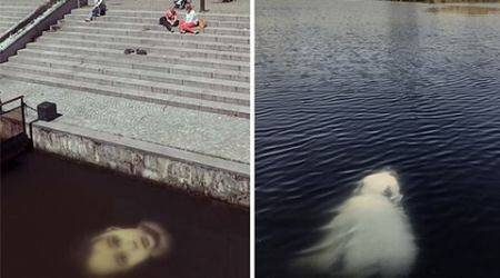 Have you heard of prankster art? Check out what this Swedish duo has been up to