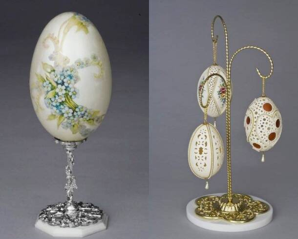 The Easter Eggstravaganza: This Indian egg artist's solo exhibition in Chicago will make you go gaga