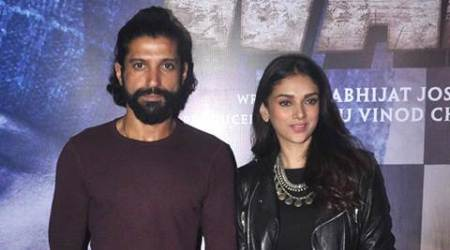 Aditi Rao Hydari opens up on her link-up rumours with Farhan Akhtar