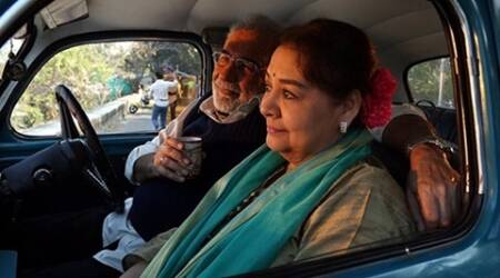 Watch: Farida Jalal romances Kulbhushan Kharbanda in new short film