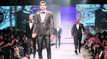 AIFW A/W'16: Boys are Back inTown