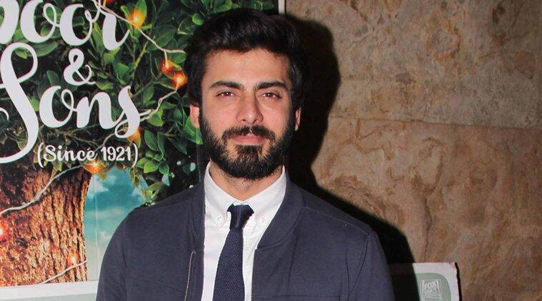 Fawad kahn, Fawad kahn news, Fawad kahn actor, Fawad kahn in pakistan, Fawad kahn karan johar, Fawad kahn MNS, Fawad kahn movies, Fawad kahn upcoming movies, entertainment news, indian express, indian express news