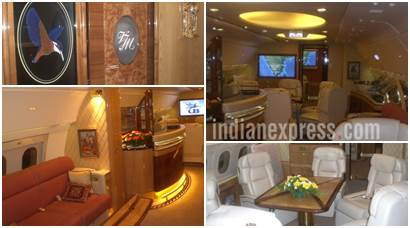 PHOTOS: See Vijay Mallya\'s darling Airbus A319 which is up for ...
