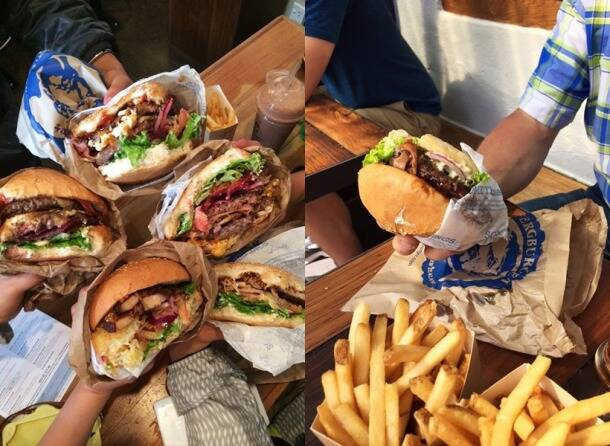 Burger love: World's top 17 places to eat in before you die