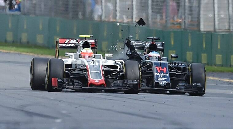 APTOPIX Australia F1 GP Auto Racing