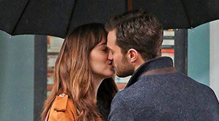 Fifty Shades Darker On Set Picture Unveiled Entertainment News