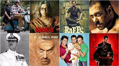 Great Grand Masti, Rocky Handsome, Ki and Ka, Love Games, Mirzya, Azhar, Sarbjit, TE3N, Housefull 3, Jagga Jasoos, Raaz Rebooted, Raees, Sultan, Rustom, Dangal, Mohenjo Daro, Hrithik Roshan, Shivaay, Ae Dil Hai Mushkil, clashes, box office clashes, movies clashes, 2016 movie clashes, bollywood movie clashes, movie clashes box office, entertainment
