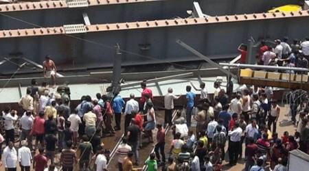 kolkata,Kolkata flyover, Kolkata flyover collapse, rajnath singh, flyover collapse, Flyover collapse in Kolkata, kolkata flyover accident, flyover accident in kolkata, Kolkata, Kolkata news, latest news kolkata
